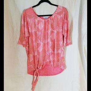 Lucky Brand blouse size XL